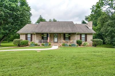 Cookeville Single Family Home For Sale: 582 Burton Lane