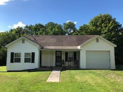 Sparta Single Family Home For Sale: 787 Blue Springs Road