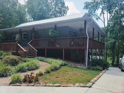 Sparta Single Family Home For Sale: 458 Luckey Lane