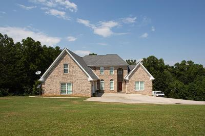 Sparta Single Family Home For Sale: 8725 Sparta Highway