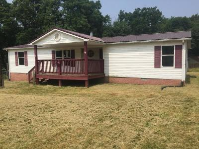 Sparta Single Family Home For Sale: 141 Never Fail Rd