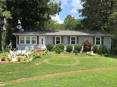 Gainesboro Single Family Home For Sale: 313 Booger Ridge Ln