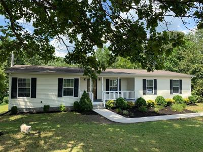 Cookeville Single Family Home For Sale: 767 Moore Rd