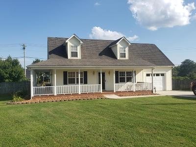 Cookeville Single Family Home For Sale: 104 Echo Valley Dr.