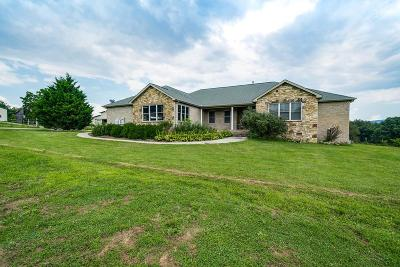 Crossville Single Family Home For Sale: 6705 Highway 70 East