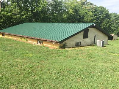 Cookeville Single Family Home For Sale: 3990 Seven Springs Road