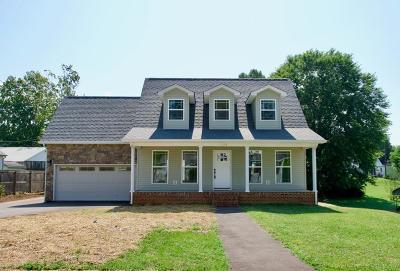 Sparta Single Family Home For Sale: 124 N. Church Street