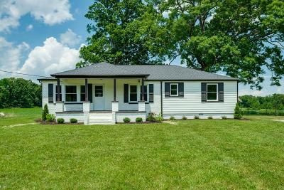 Baxter Single Family Home For Sale: 7205 Nashville Hwy