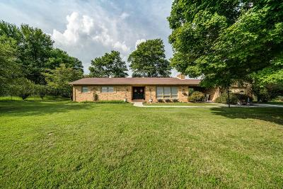 Sparta Single Family Home For Sale: 199 John Henry Demps Rd.