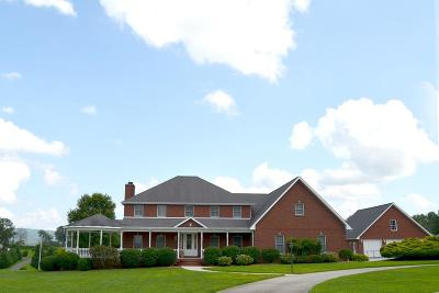 Crossville Single Family Home For Sale: 3148 Deep Draw Rd