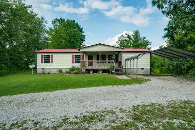 Sparta Single Family Home For Sale: 298 Derossett Loop