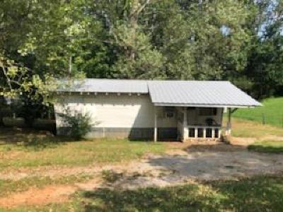 Sparta Single Family Home For Sale: 504 Darkey Springs Road