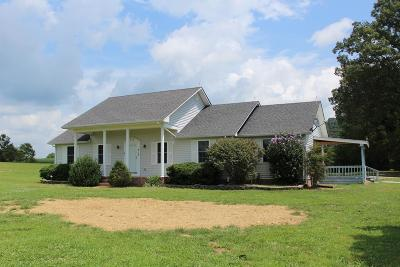 Sparta Single Family Home For Sale: 915 Frank Anderson Road