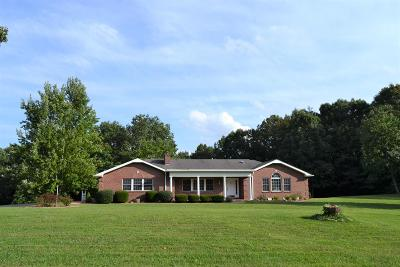 Crossville Single Family Home For Sale: 5804 Genesis Rd