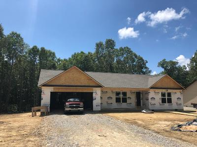 Crossville Single Family Home For Sale: 5286 Cheyenne Drive