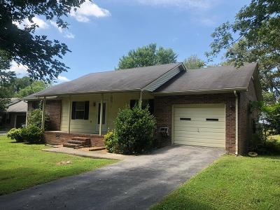 Cookeville TN Single Family Home For Sale: $132,500