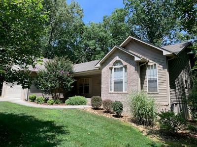 Crossville Single Family Home For Sale: 143 Highgate Dr