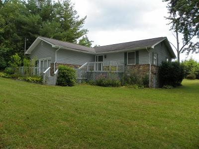 Crossville Single Family Home For Sale: 1104 Poplar Drive