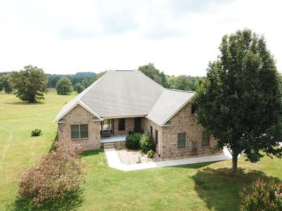 Crossville Single Family Home For Sale: 518 McCampbell Road