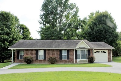 Cookeville Single Family Home For Sale: 1535 Garden Lane