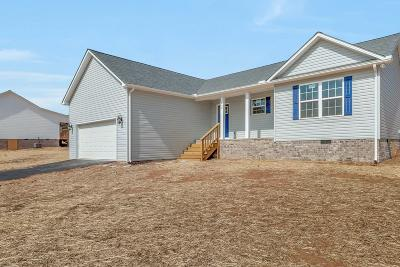 Cookeville Single Family Home For Sale: 450 Golden Circle