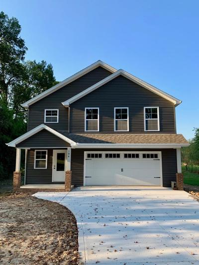 Cookeville Single Family Home For Sale: 104 Gresham Drive