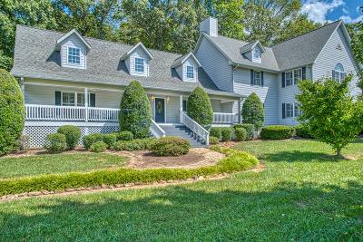 Cookeville Single Family Home For Sale: 2710 Randolph Rd.