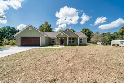 Cookeville Single Family Home For Sale: 1255 Quinland Lake Road