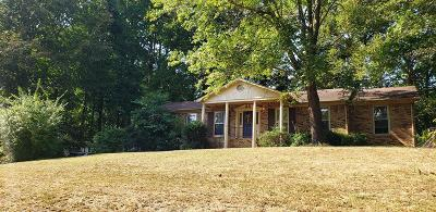Cookeville Single Family Home For Sale: 1372 Whiteaker Springs Rd.