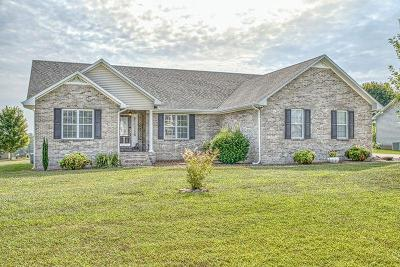 Cookeville Single Family Home For Sale: 950 Eagle Landing Drive