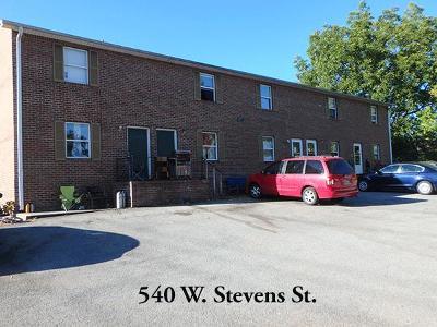 Cookeville Single Family Home For Sale: 540 Stevens St. 3