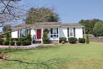 Cookeville Single Family Home For Sale: 6624 Fairview Rd