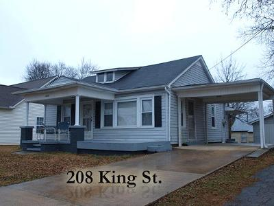 Cookeville Single Family Home For Sale: 209 King St.