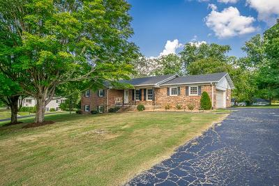 Cookeville Single Family Home For Sale: 546 Whitson Chapel