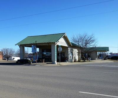 Wheeler County Commercial For Sale: 100 Main S St