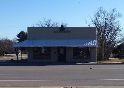 Wheeler County Commercial For Sale: 810 Main N St