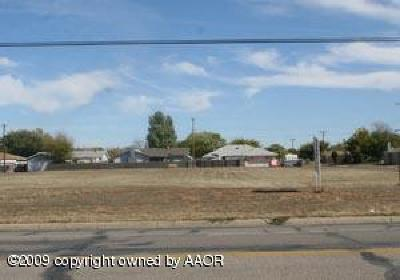 Amarillo Commercial For Sale: 2901 Osage S St