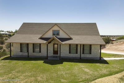 Amarillo Single Family Home For Sale: 13851 Cedarwood Dr