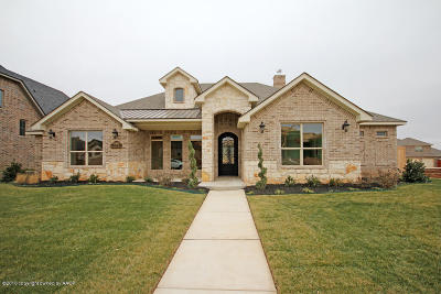 Randall County Single Family Home For Sale: 8403 Shadywood Dr