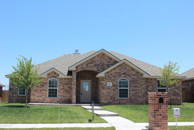 Amarillo Single Family Home For Sale: 7405 Providence Dr