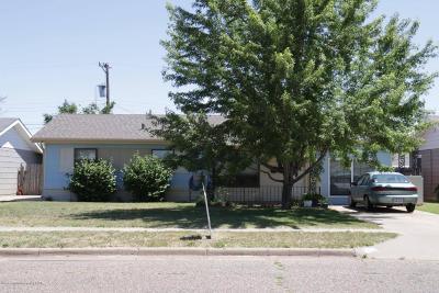Amarillo Single Family Home For Sale: 4418 28th SE Ave