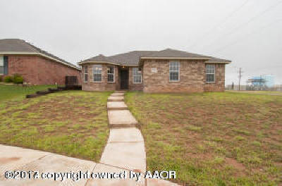 homes for sale in amarillo tx