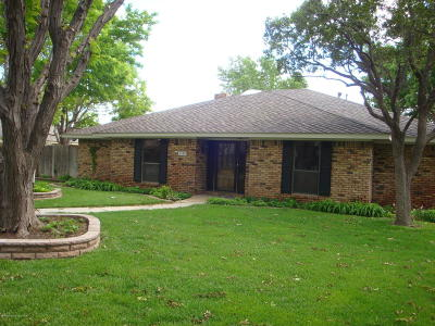 Randall County Single Family Home For Sale: 6309 Ridgewood Dr