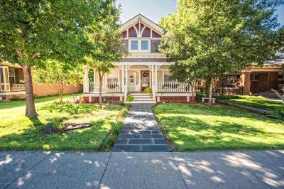 Amarillo Single Family Home For Sale: 1914 Harrison S St