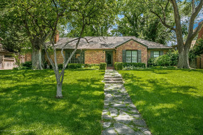 Potter County Single Family Home For Sale: 2409 Lipscomb S. St