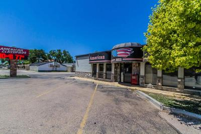 Potter County Commercial For Sale: 1612 Washington St