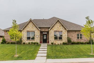 Amarillo Single Family Home For Sale: 6502 Lauren Ashleigh Dr