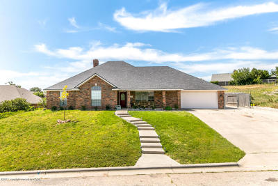 Amarillo Single Family Home For Sale: 6225 Meadowland Dr