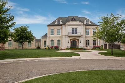 Single Family Home For Sale: 8004 Monticello Ct