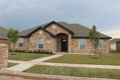 Amarillo Single Family Home For Sale: 2808 Bismarck Ave